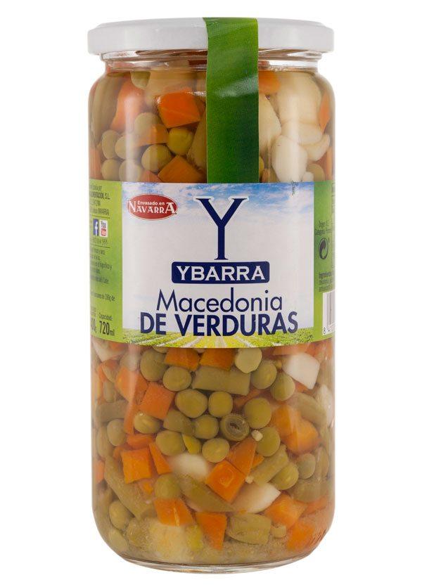 Verduras archivos ybarra - Menestra de verduras en texturas ...