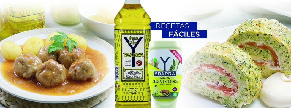 RECETAS FÁCILES